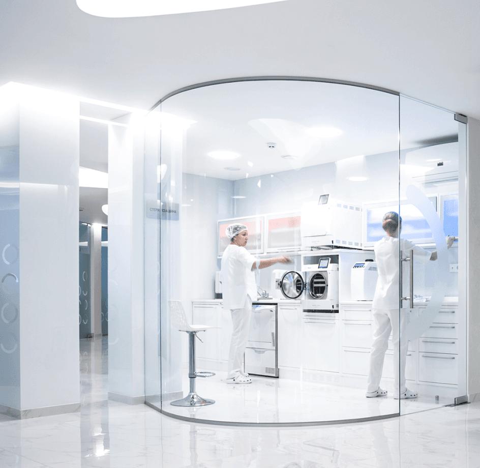 Современная стерилизационная