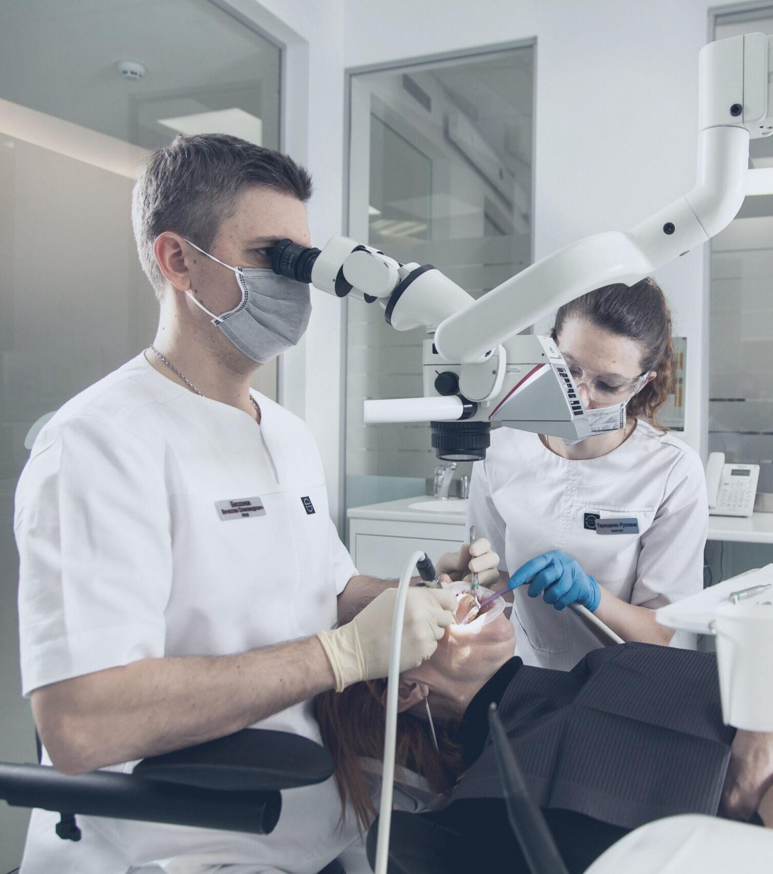 Ендодонтичне лікування одного кореневого каналу